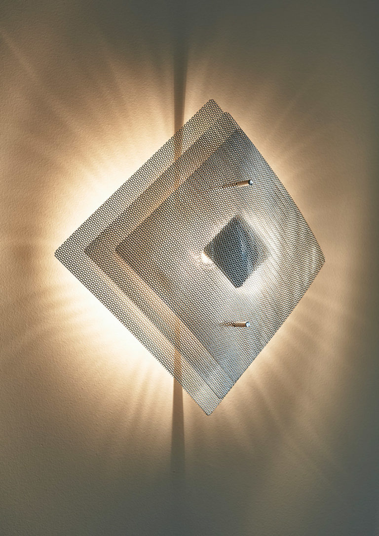 Lighting wall lamp eclipse zoom Thierry Vidé Design
