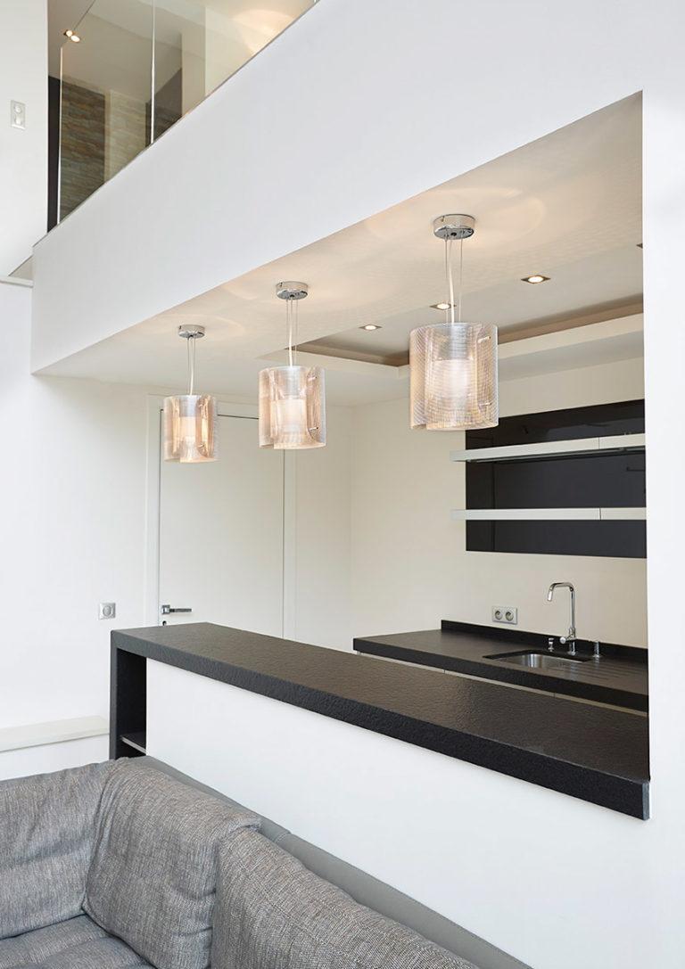 Luminaire Suspension Ellipse - Thierry Vidé Design