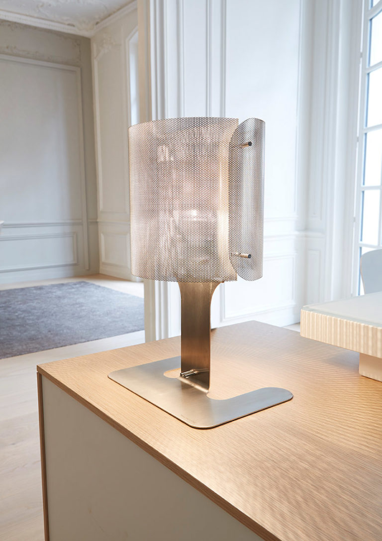 Light Ellipse lamp Thierry Vidé Design