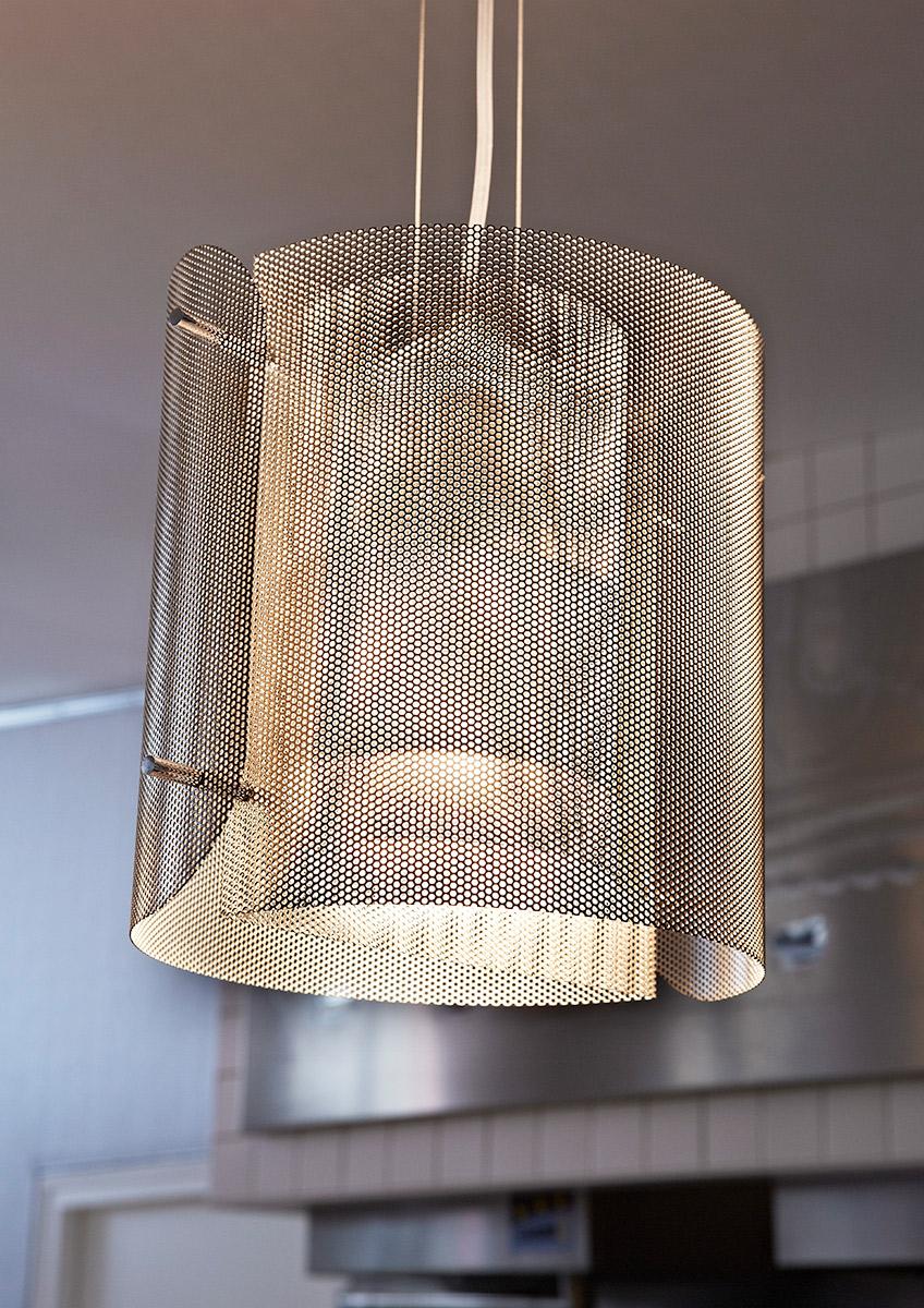 Lighting Ellipse suspension zoom Thierry Vidé Design