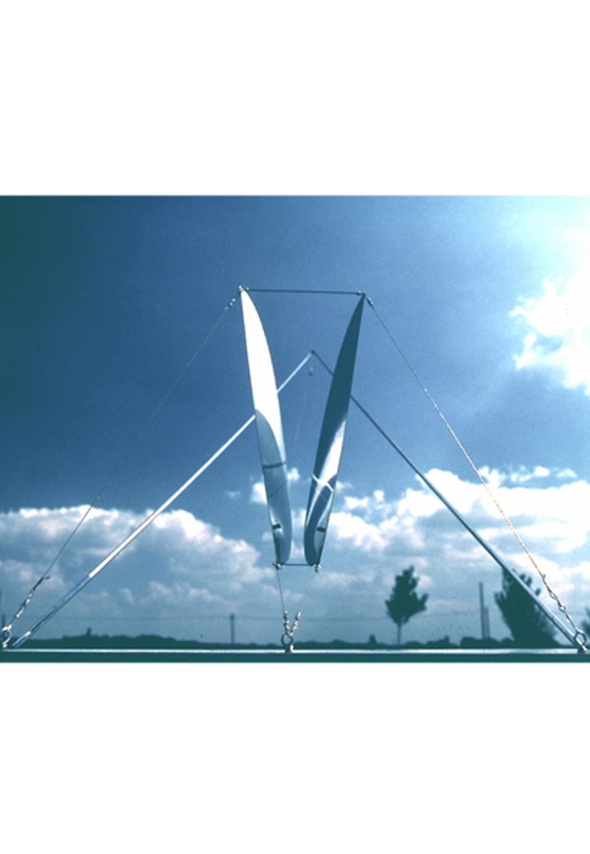 Sculpture static flight Thierry Vidé Design