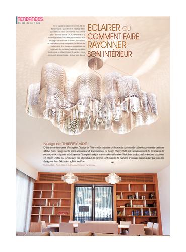 Tendance Magazine Thierry Vidé février mars 2014