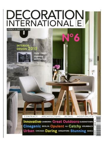 Deco Internationale Thierry Vidé novembre 2014