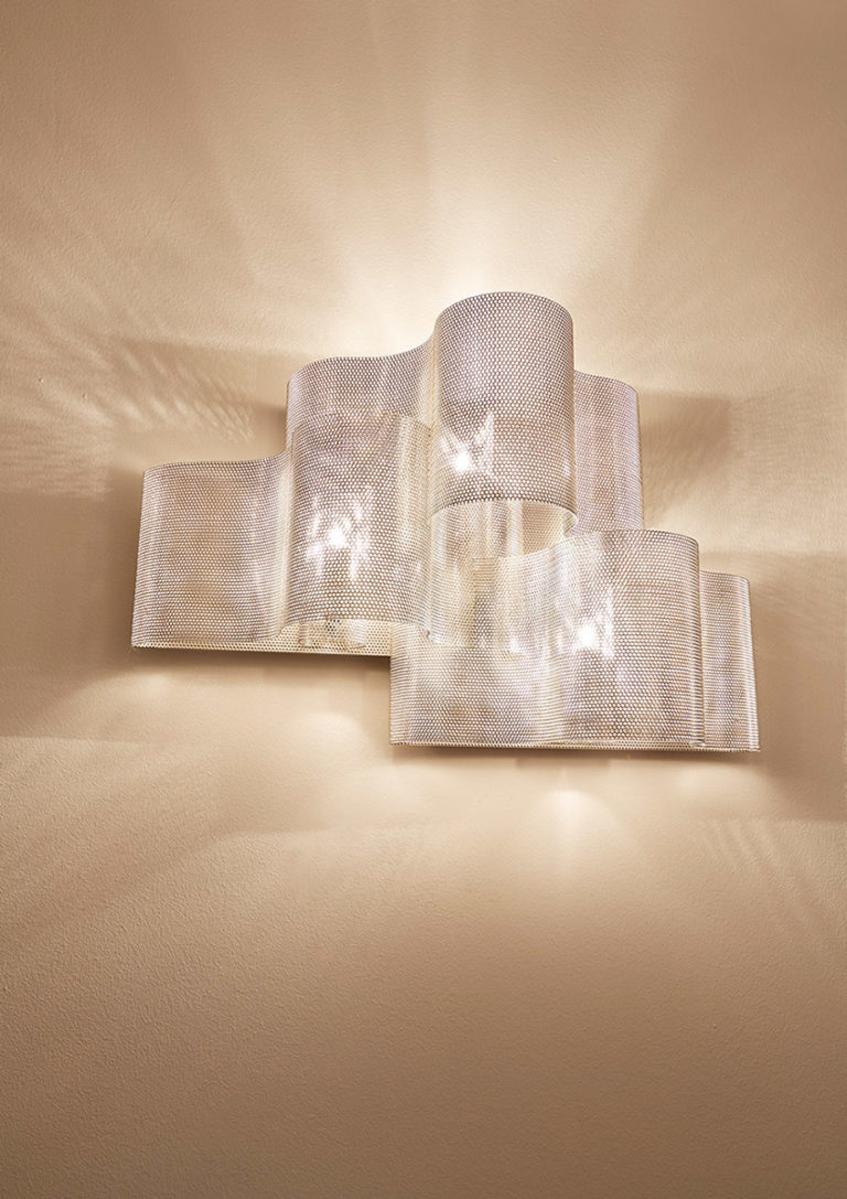 Lighting Cloud wall lamp focus Thierry Vidé Design