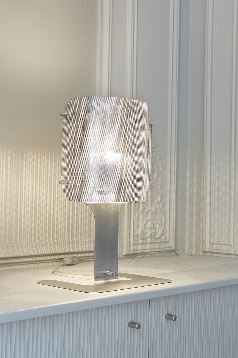 Luminaire lampe Ellipse dans bureau Thierry Vidé Design