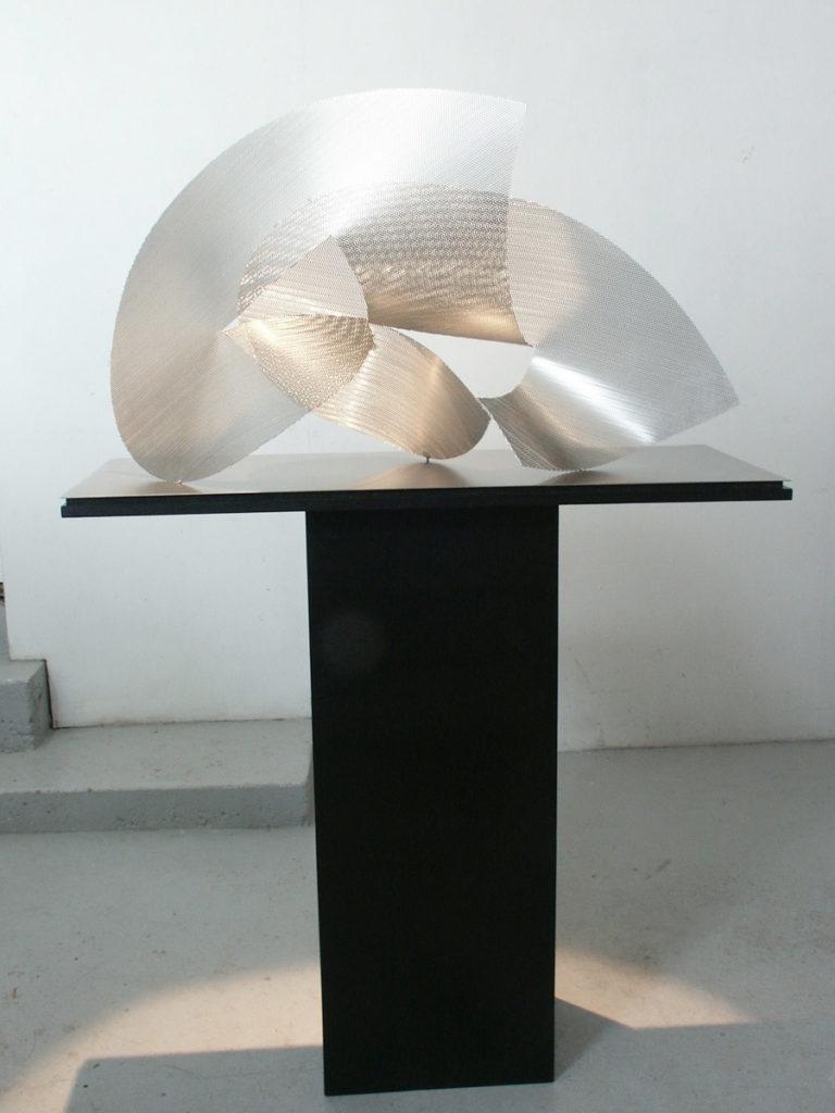Sculpture Langkawi exposition Galerie Roland Berger Thierry Vidé Design