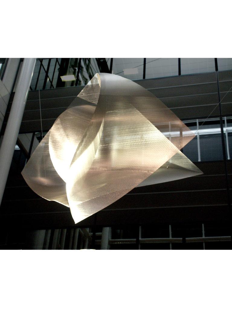 Sculpture Diamond focus Thierry Vidé Design