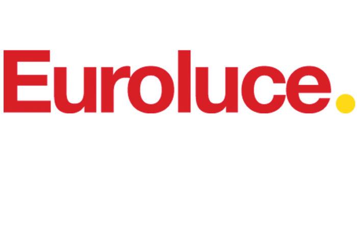 Logo Euroluce Salone Del Mobile Milano Thierry Vidé Design