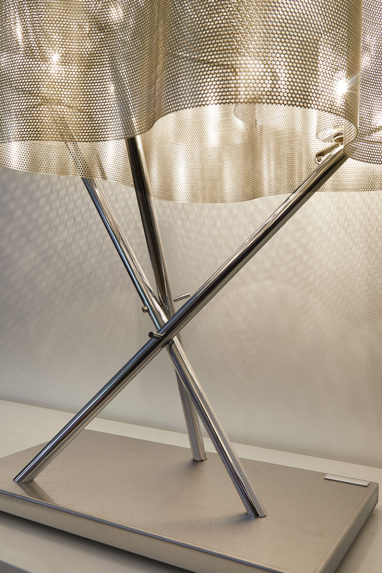 Luminaire Lampe Nuage face Thierry Vide Design