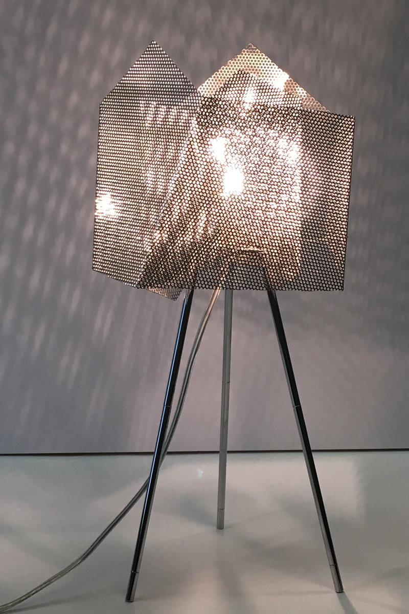 Light Crystal lamp Thierry Vidé Design