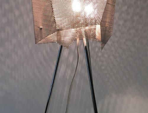Lampe Cristal n°34