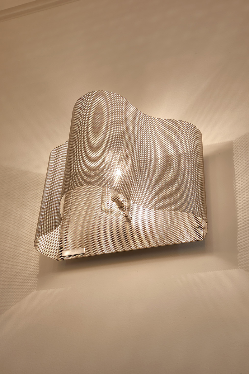 Lighting Cloud wall lamp focus Thierry Vidé Design