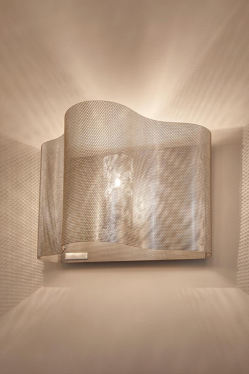 Luminaire applique murale Nuage focus Thierry Vidé Design