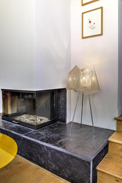 Lampe Cristal n°34B Thierry Vidé Design