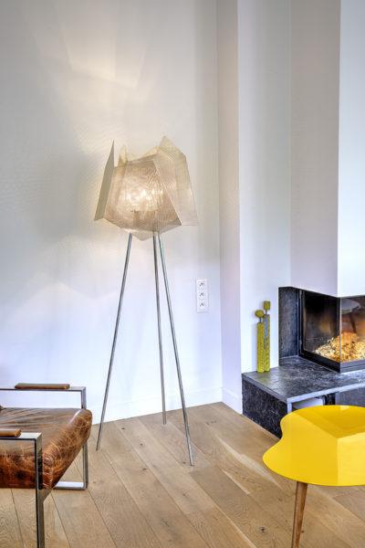Lampe Cristal n°34C Thierry Vidé Design