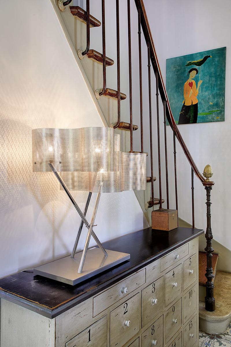 Luminaire lampe à poser Thierry Vidé Design