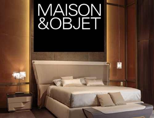 Edition of Maison & Object fair from 18th untill 22th january in Paris