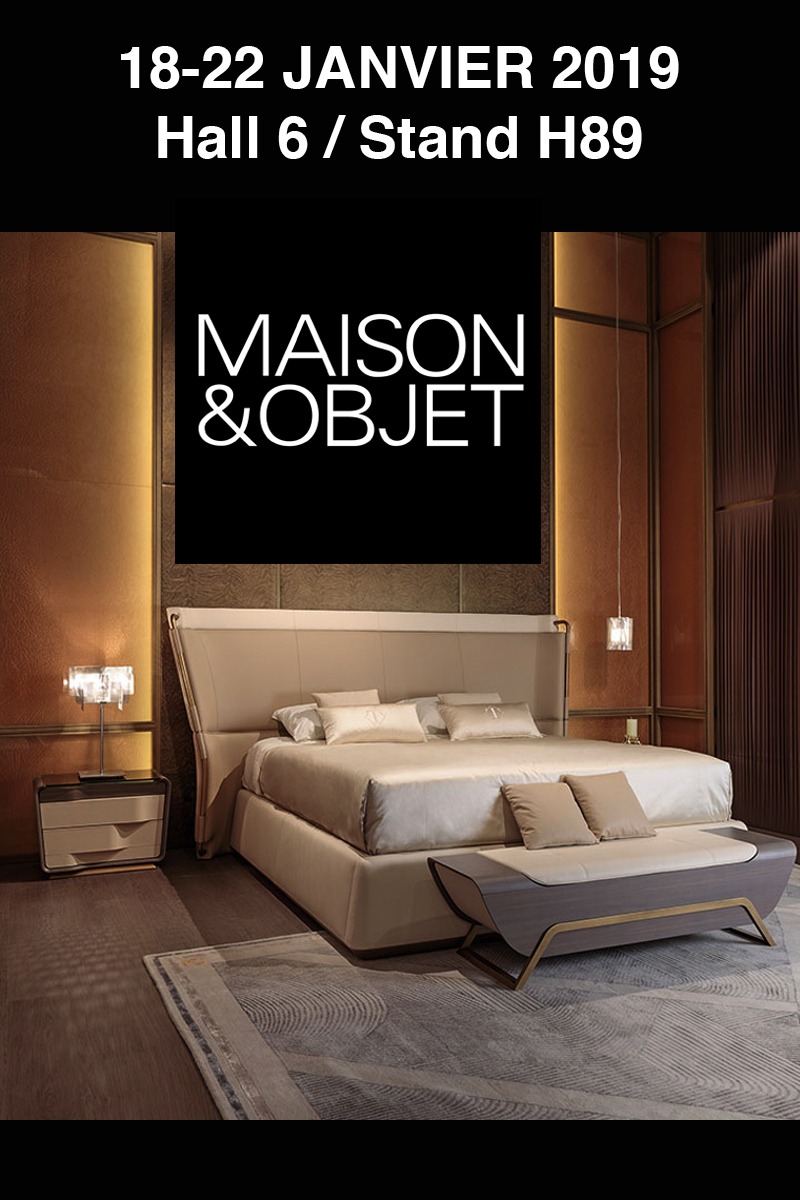 Edition Of Maison Object Fair Thierry Vide Design