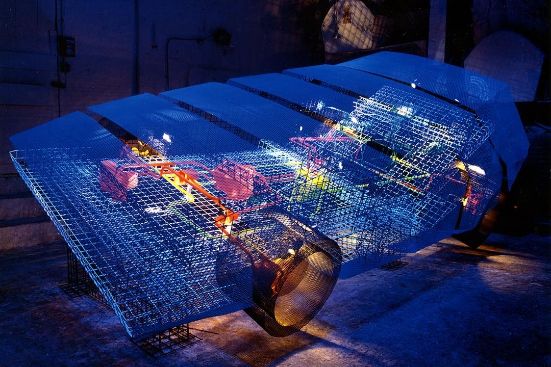 BENDIX Sculpture by Thierry Vidé Design