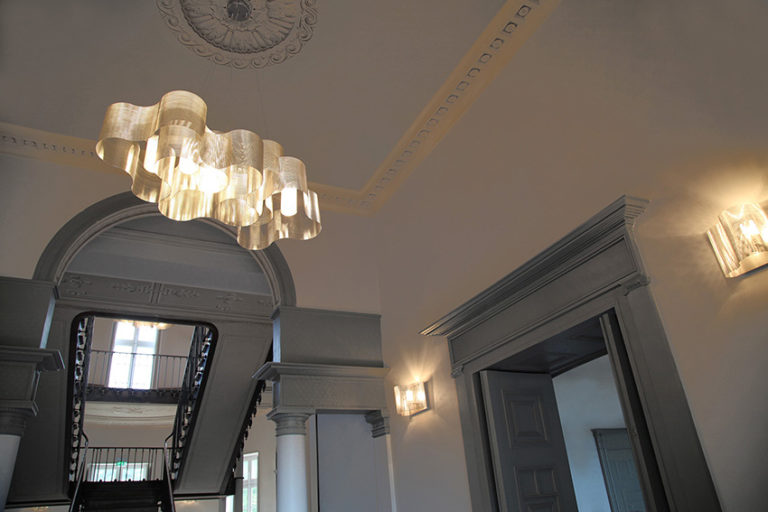 Suspensions and Wall Lamps - Castle of Roquefoulet - Thierry Vidé