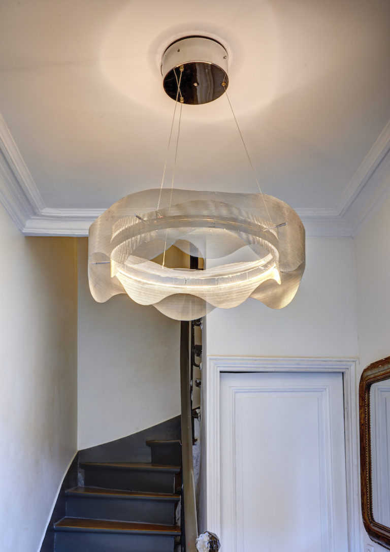 Luminaire Suspension Vague par Thierry Vidé Design